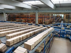 factory warehouse for Amazon selling