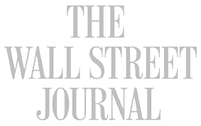 wall street journal logo grey